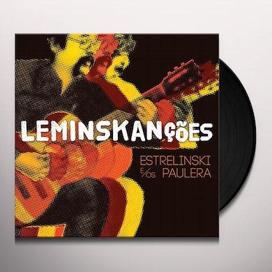 ESTRELINSKI E OS PAULERA LEMINSKANCOES Vinyl Record