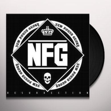 New Found Glory RESURRECTION Vinyl Record