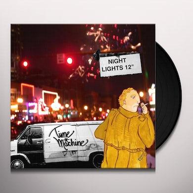 Time Machine NIGHT LIGHTS Vinyl Record