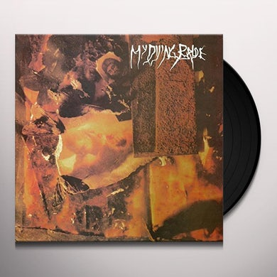 My Dying Bride  THRASH OF NAKED LIMBS Vinyl Record
