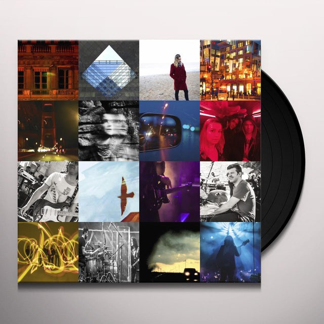 Anathema INTERNAL LANDSCAPES 2008-2018 Vinyl Record