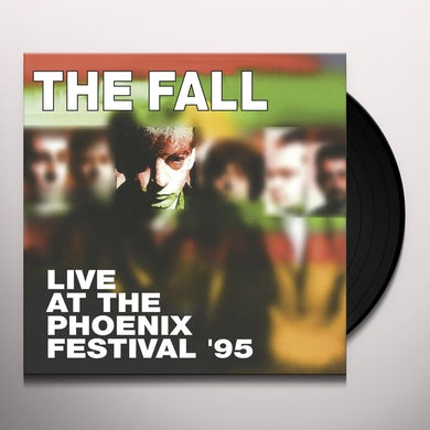 Live At Phoenix Festival 1995 Vinyl Record