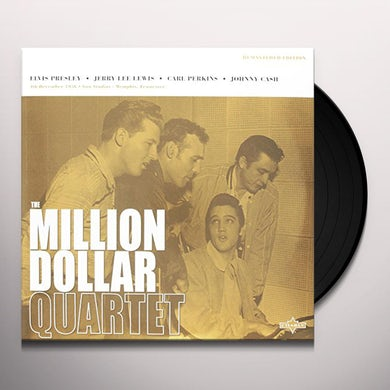 Million Dollar Quartet Vinyl Record