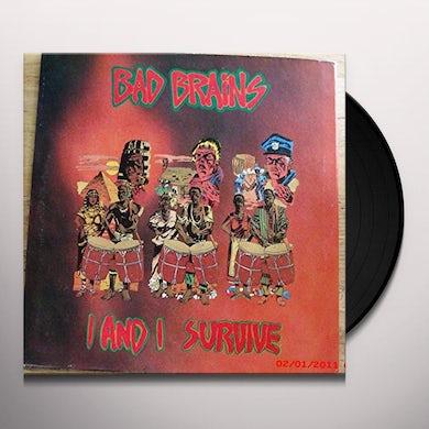 Bad Brains I & I SURVIVE (X2) Vinyl Record