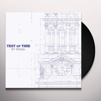 Test Of Time BY DESIGN Vinyl Record