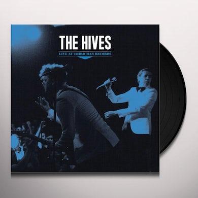 The Hives LIVE AT THIRD MAN RECORDS Vinyl Record