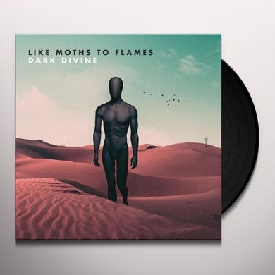 Like Moths to Flames DARK DIVINE Vinyl Record