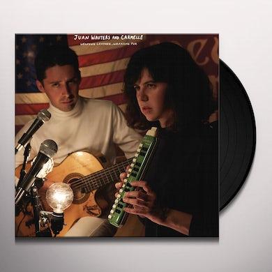 Juan Wauters WEARING LEATHER WEARING FUR Vinyl Record