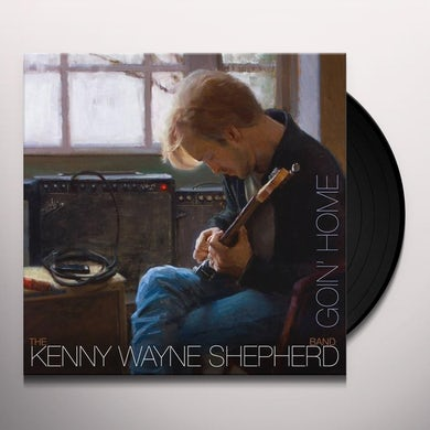 Kenny Wayne Shepherd GOIN' HOME Vinyl Record