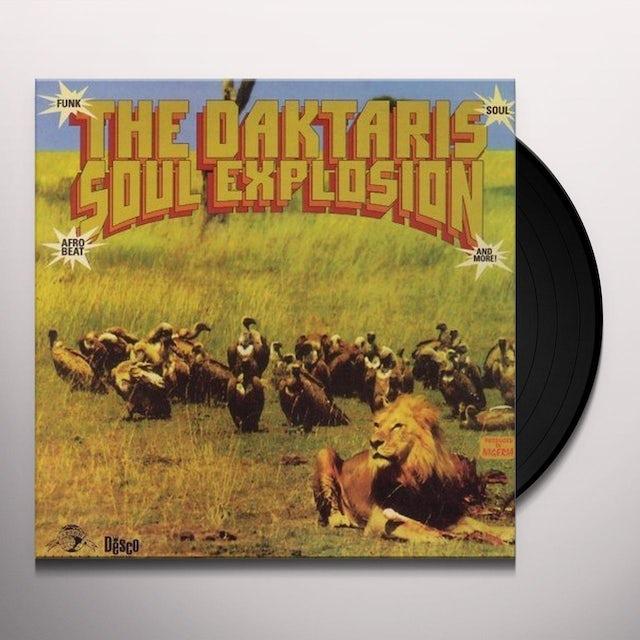 Daktaris SOUL EXPLOSION Vinyl Record