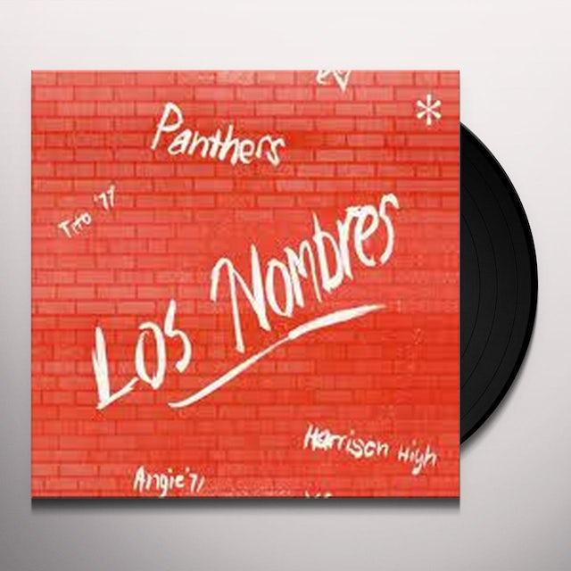 Nombres Vinyl Record