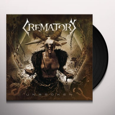 Unbroken Vinyl Record