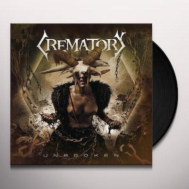 Crematory Unbroken Vinyl Record