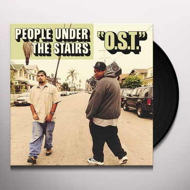Original Soundtrack (2 LP) Vinyl Record