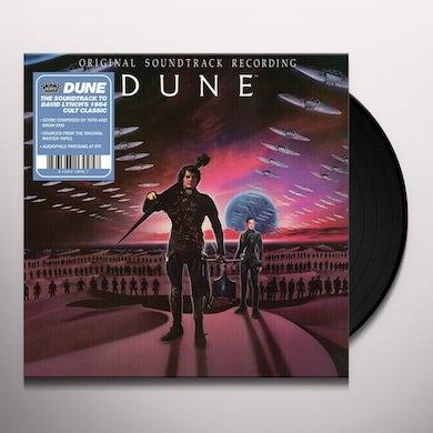 Toto / Brian Eno Dune / Original Soundtrack Vinyl Record