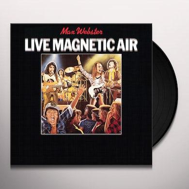 LIVE MAGNETIC AIR (LP) Vinyl Record