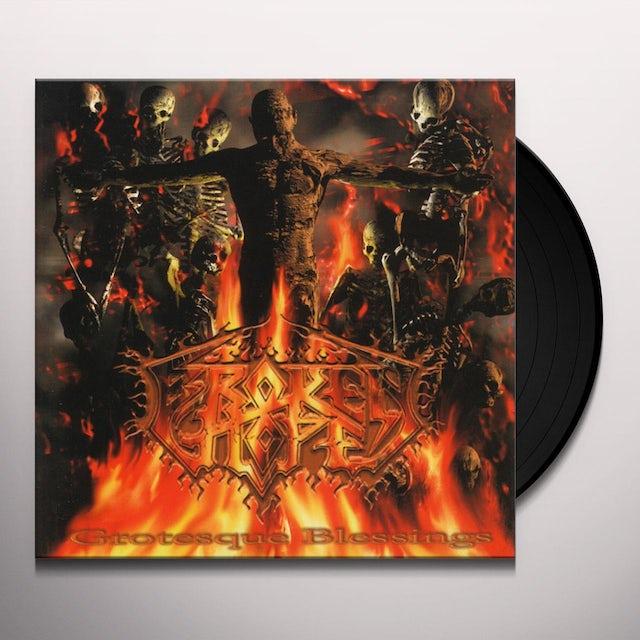 Broken Hope GROTESQUE BLESSINGS Vinyl Record