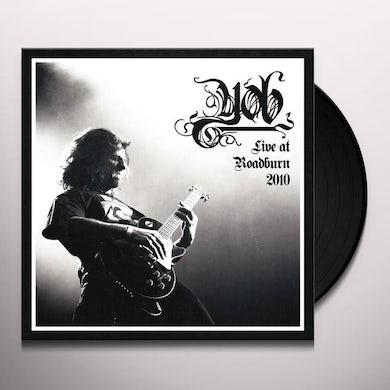 Yob LIVE AT ROADBURN Vinyl Record