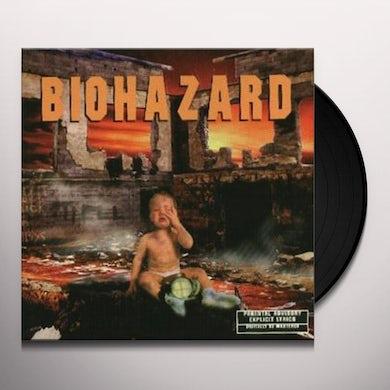 Biohazard Vinyl Record