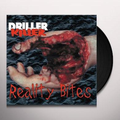 Driller Killer REALITY BITES Vinyl Record