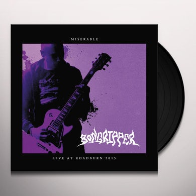 MISERABLE LIVE AT ROADBURN 2015 Vinyl Record