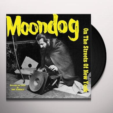 Moondog On The Streets Of New York Vinyl Record