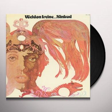 SINBAD Vinyl Record