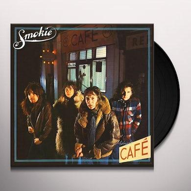 Smokie MIDNIGHT CAFE Vinyl Record