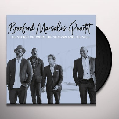 Branford Marsalis THE SECRET BETWEEN THE SHADOW AND THE SOUL Vinyl Record