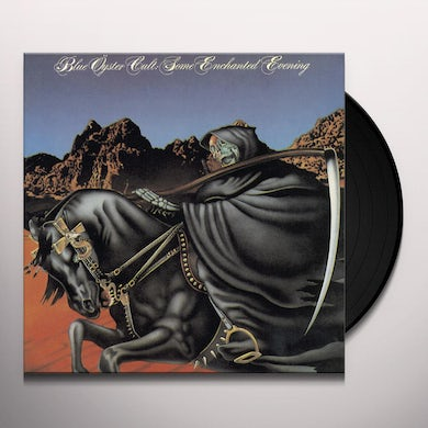 Blue Oyster Cult SOME ENCHANTED EVENING Vinyl Record