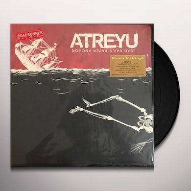 Atreyu LEAD SAILS PAPER ANCHOR Vinyl Record