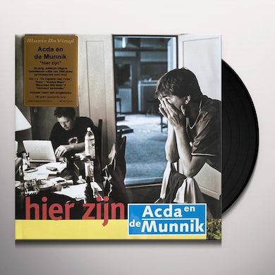 HIER ZIJN Vinyl Record