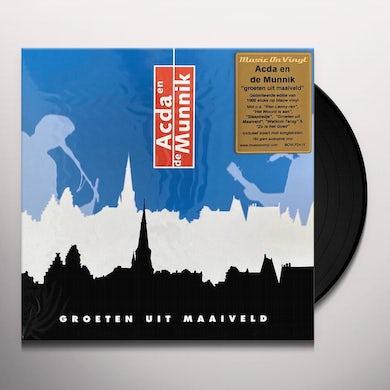 GROETEN UIT MAAIVELD Vinyl Record