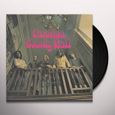 Elf CAROLINA COUNTY BALL Vinyl Record