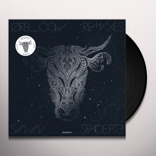 Orb COW REMIXES / SIN IN SPACE PT.3 Vinyl Record