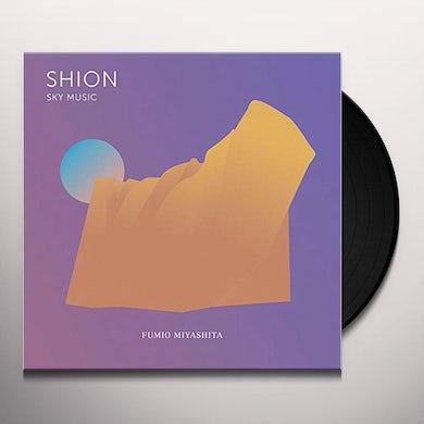 SHION SKY MUSIC (PURPLE VINYL) Vinyl Record