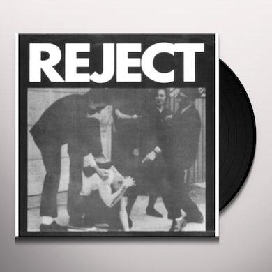 Reject Vinyl Record