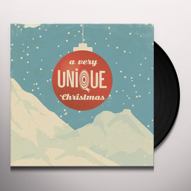 VERY UNIQUE CHRISTMAS / VARIOUS