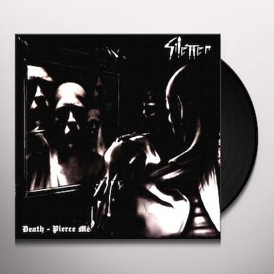 Silencer DEATH PIERCE ME Vinyl Record