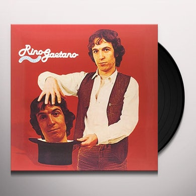 Rino Gaetano NUNTEREGGAE PIU Vinyl Record - Italy Release