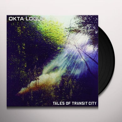 Okta Logue TALES OF TRANSIT CITY (GER) Vinyl Record