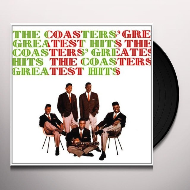 Coasters GRETATEST HITS (Vinyl)