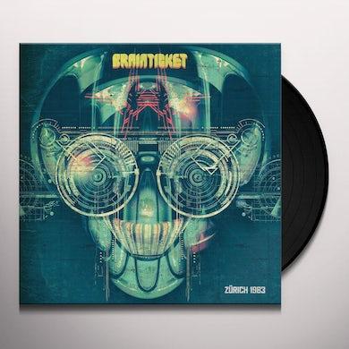 Brainticket ZURICH 1983 Vinyl Record
