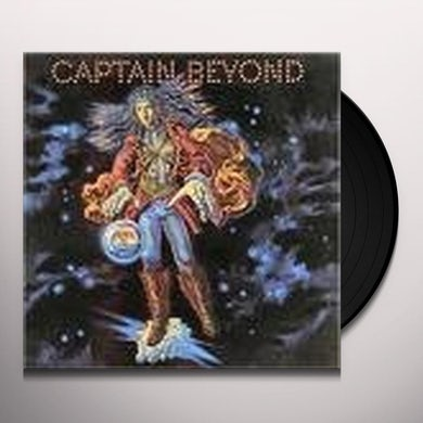 Captain Beyond Vinyl Record