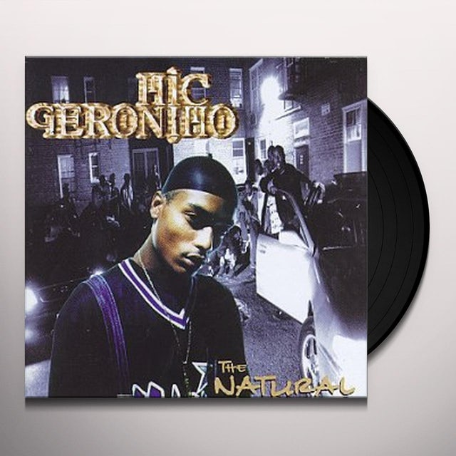 Mic Geronimo NATURAL Vinyl Record