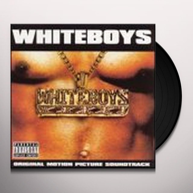 Whiteboys / O.S.T. WHITEBOYS / Original Soundtrack Vinyl Record