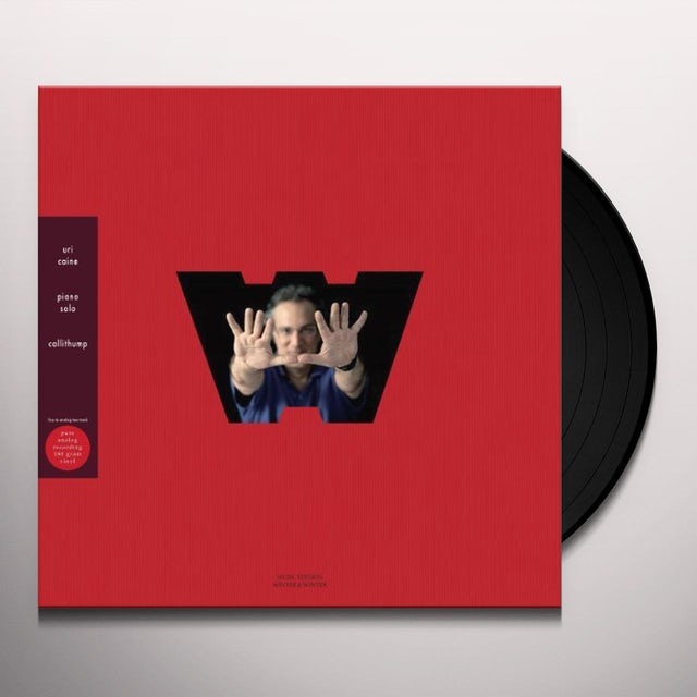 Uri Caine CALLITHUMP Vinyl Record