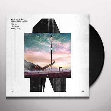 65daysofstatic NO MAN'S SKY: MUSIC FOR AN INFINITE UNIVERSE Vinyl Record - 180 Gram Pressing