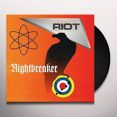 Riot NIGHTBREAKER Vinyl Record