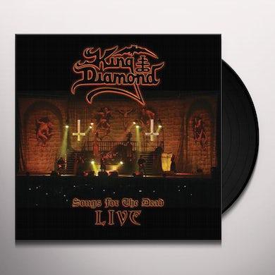 King Diamond SONGS FOR THE DEAD LIVE Vinyl Record